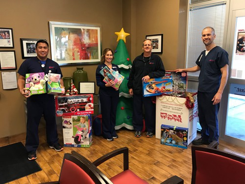 First Choice Emergency Room teams up with Toys for Tots for 6th ...